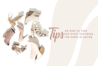 Tips on How to Find the Right Footwear for Every Occasion