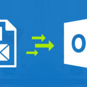 How to Import EML Files into Microsoft Outlook 2007,  2010, 2013, 2016