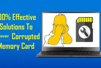 How to Recover Data From Corrupted SD Card Without Formatting Easily
