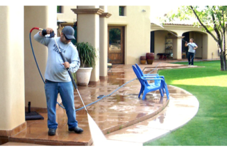 What Is The Right Time To High A Power Washing Service?