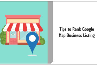SEO tips to rank Google map business listing