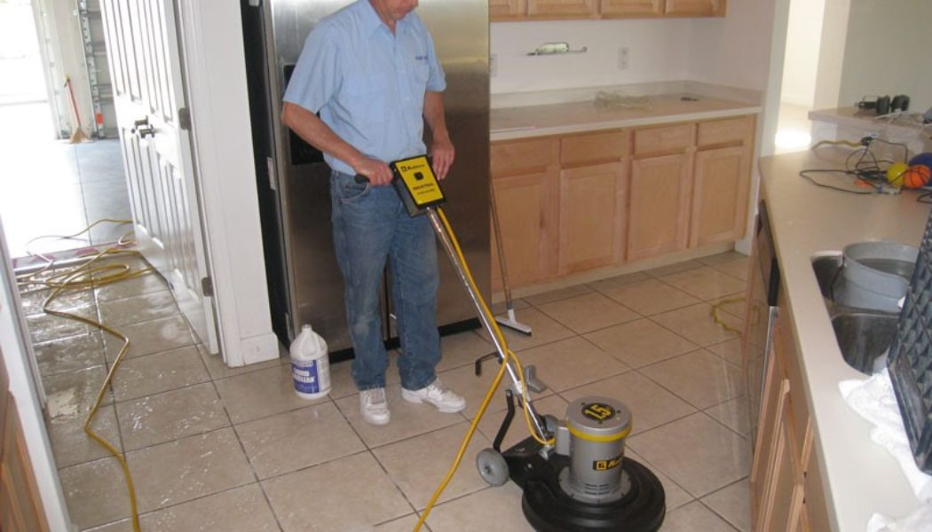 Grout Cleaning Is Not a Problem Anymore