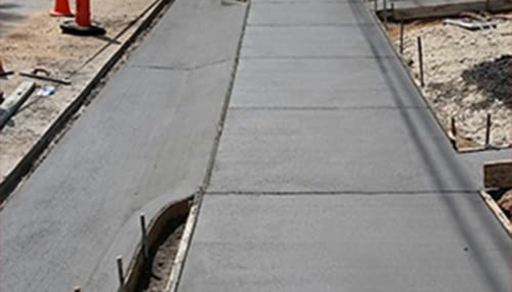 Concrete Step Repair – Look For The Professionals