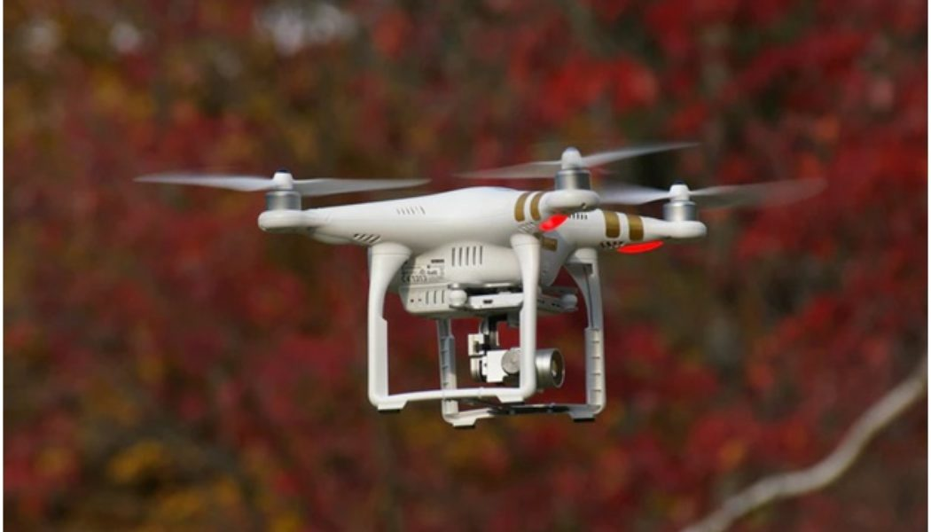 Drones – A Boon in precision agriculture!