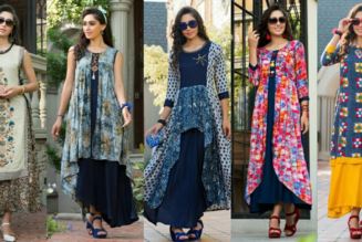 Feel Comfort By Wearing Fancy Kurtis And Stylish Shirts