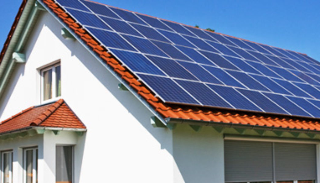 Go Green With Solar Power