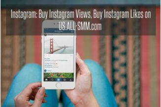 Instagram: Buy Instagram Views, Buy Instagram Likes on US.ALL-SMM.com