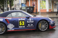 Vehicle Wraps, An Advertisement Through Moving Cars!