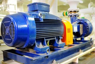 industrial centrifugal pump