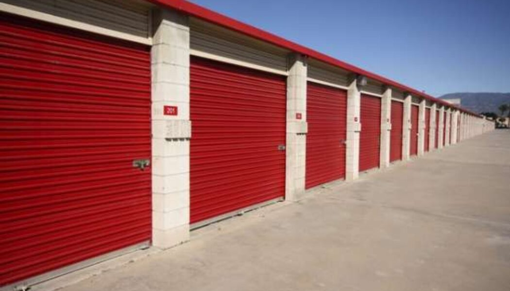 Beginner's Guide for Storage Units in San Bernardino