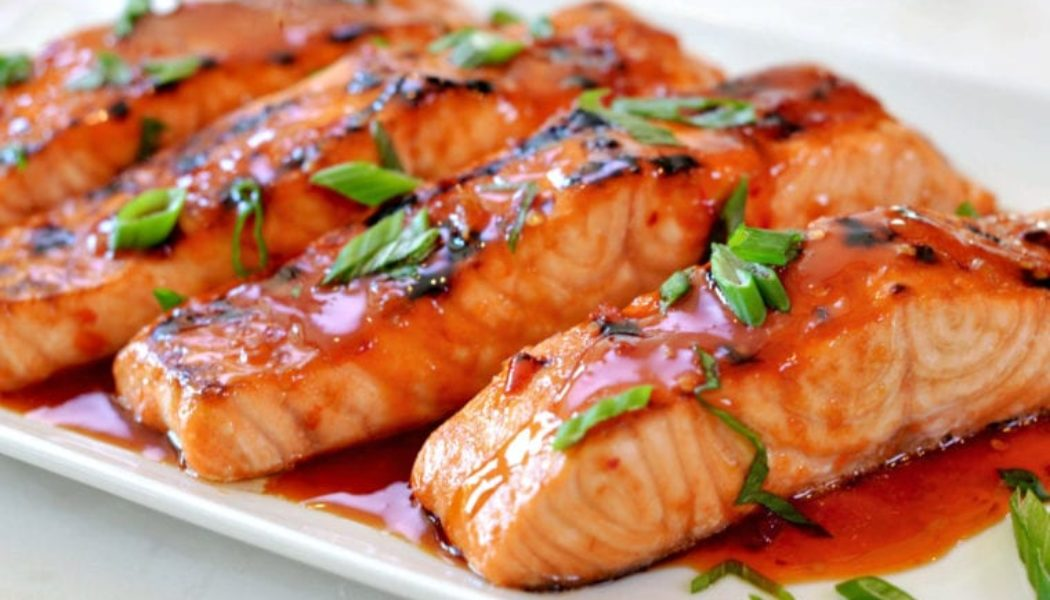 Benefits of taking canned Salmon