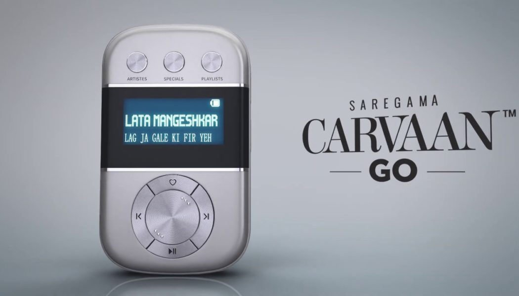 Saregama Carvaan Go: Much More Than Turning Back the Time with Music