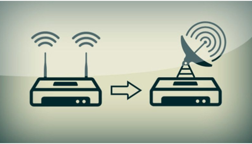 USE INTERNET FREELY WITH WI-FI EXTENDERS