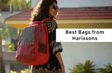 Top 4 Bags by Harissons to Buy in 2019