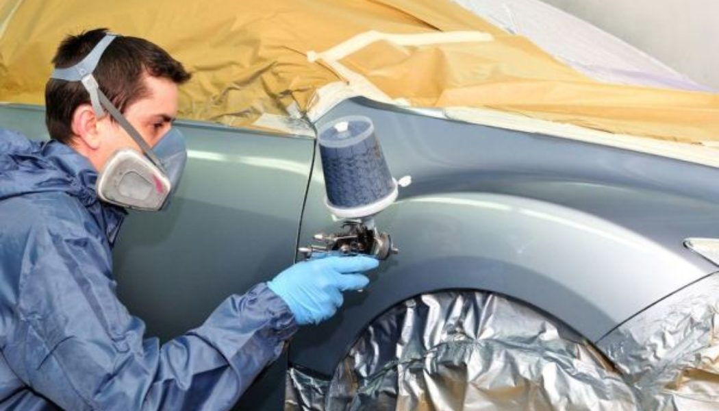 Various Reasons Your Car Require A Repainting Job