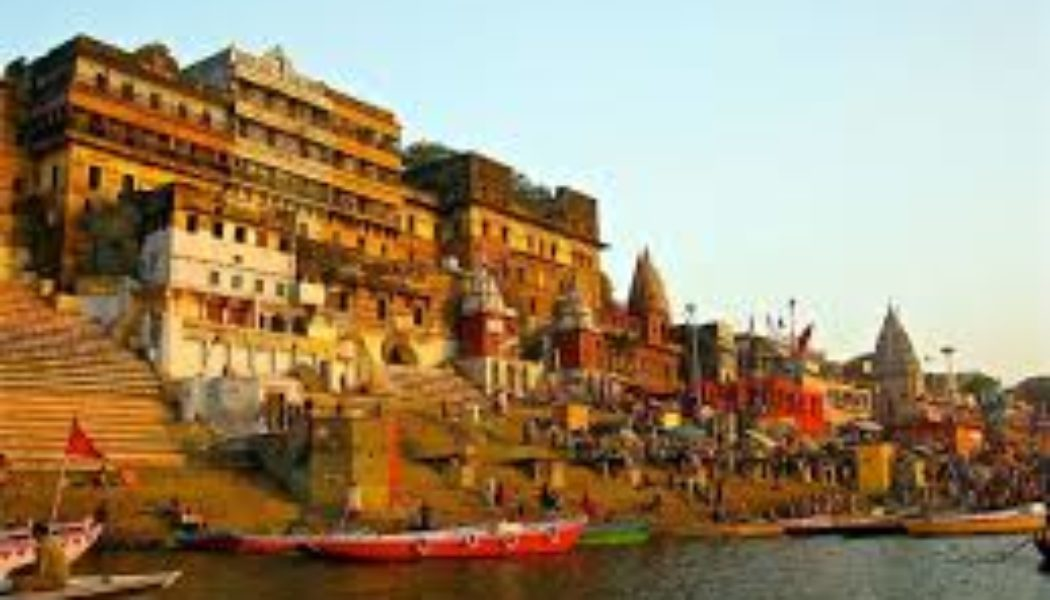 Guide of Varanasi, the Holy City in India