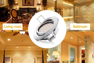 What are the Differences Between a Downlight and a Built-in Focus?
