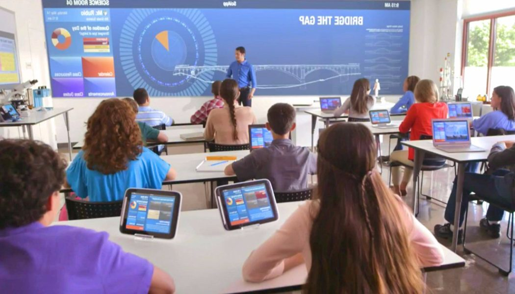 Could Technology Be The Answer For Revolutionising The Education System?