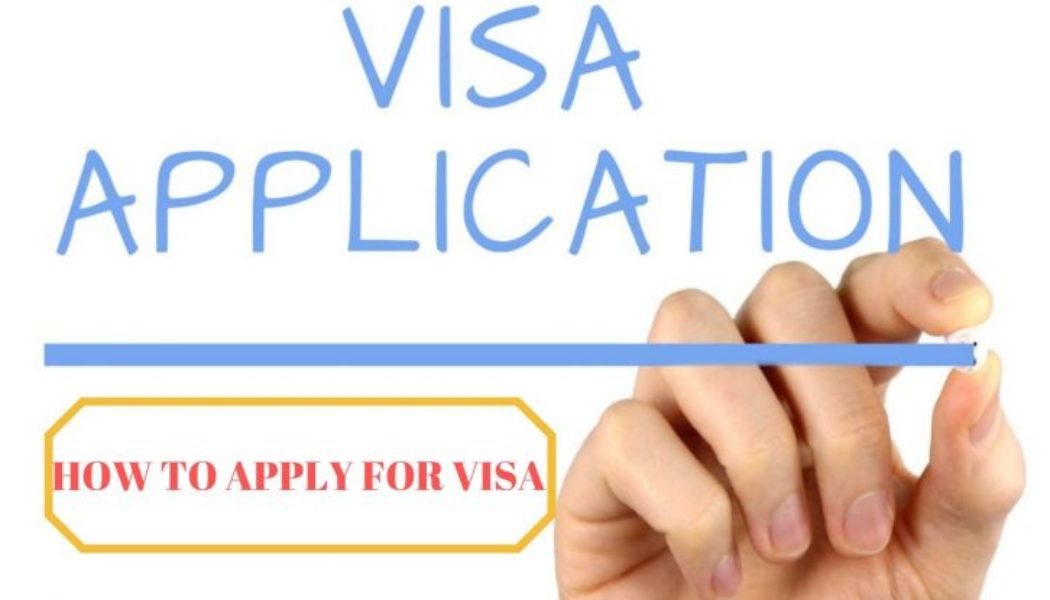 Want To Apply For Visa Online?