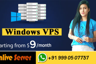 Get Immediately Response with Windows VPS Hosting Package – Onlive Server