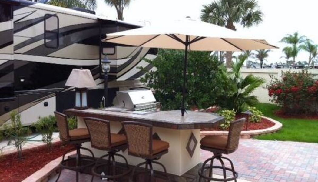 Create Your Dream Outdoor Kitchen in Sugarland, TX Today!
