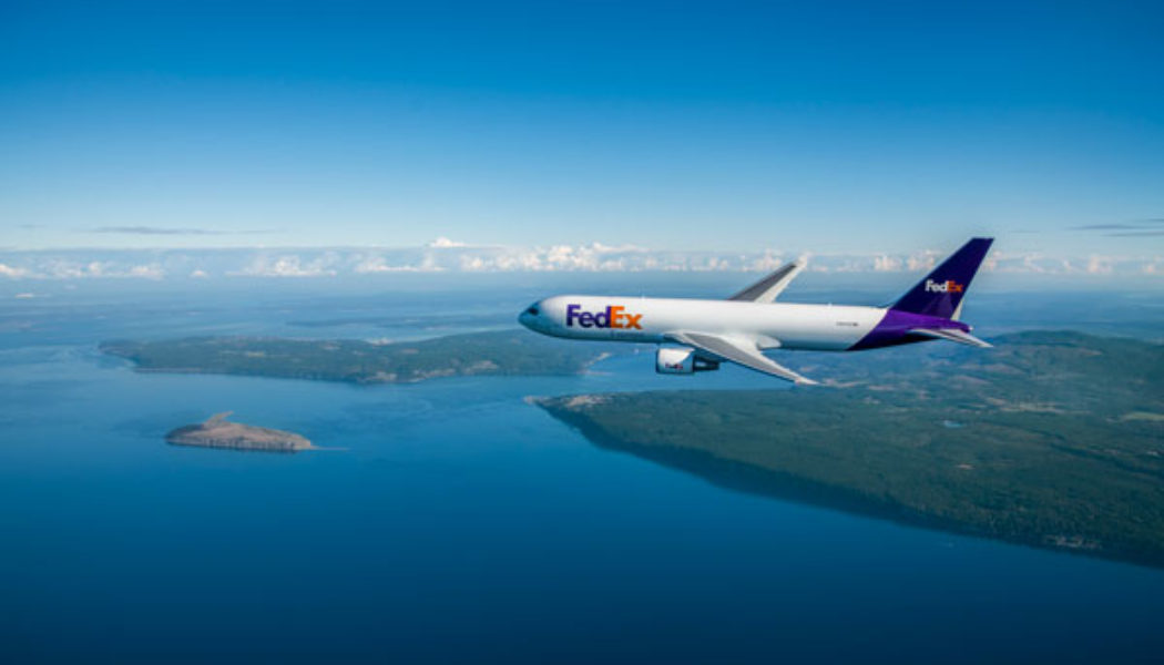 Want to track your courier with fedex courier tracking system?