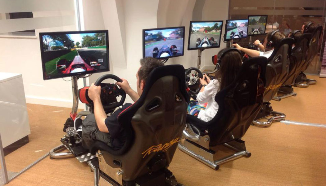 A Look At The Best Racing Simulators