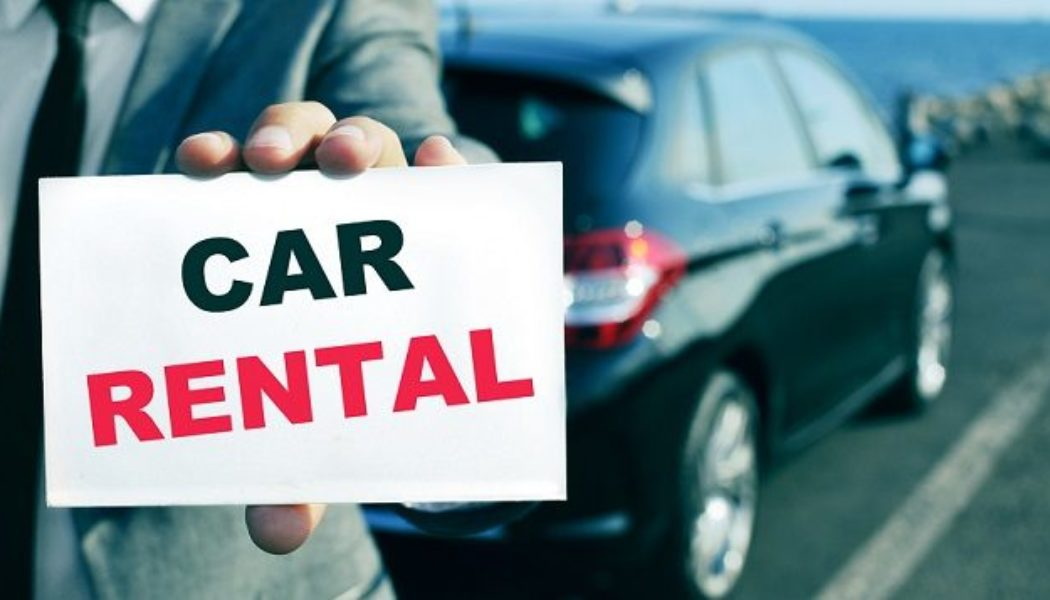 How Can Car Rentals Be of Any Help to You?
