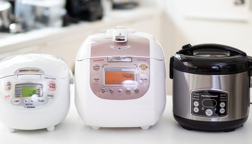 10 Superb Small Kitchen Appliances for Easy Cooking