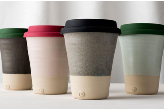 Reusable cups are eco friendly and healthy