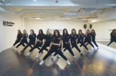What style of dance performs in cherry bomb?