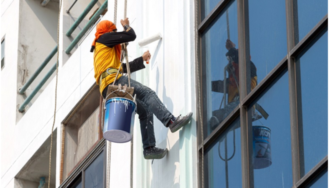 Commercial Painting: Give an Exquisite Touch to Your Office