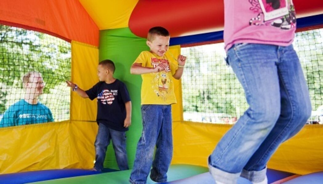 Tips to Clean a Bounce House