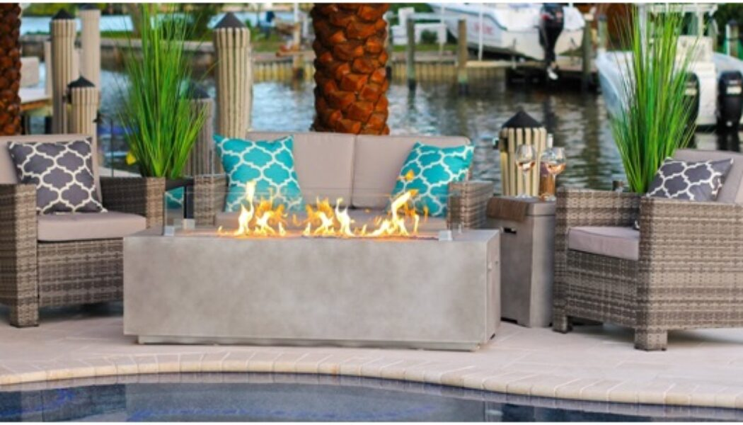 Fire Pit Tables: Enhance Your Outdoor Experience At Home!