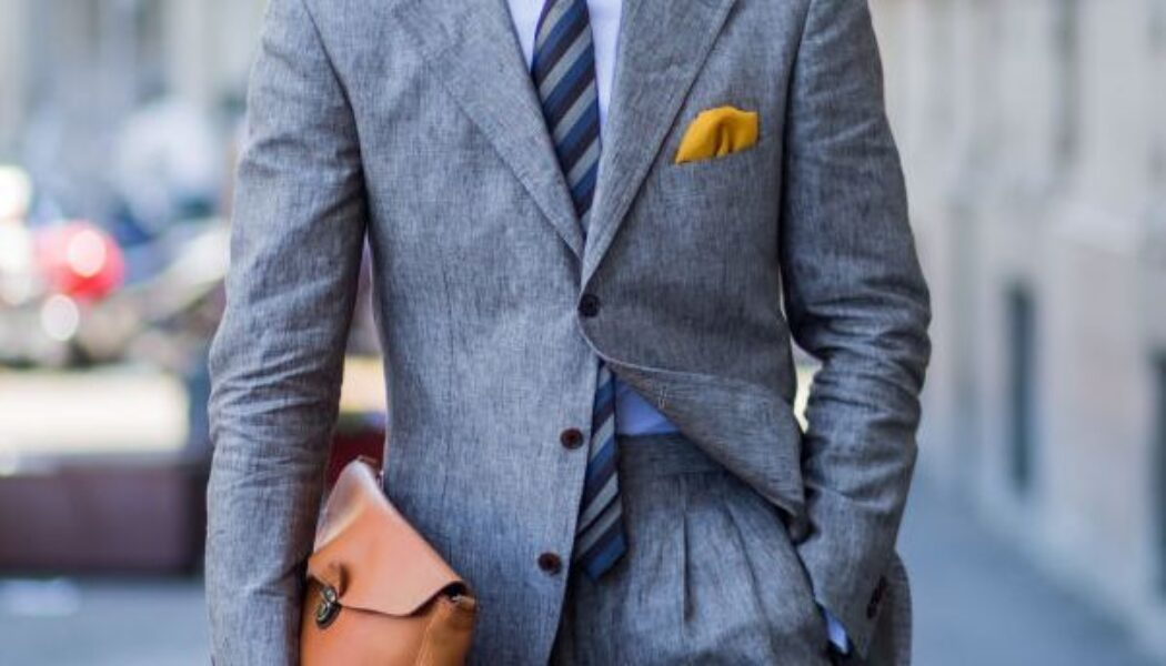 All You Need to Know About Styling With a Tie.