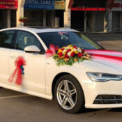 Wedding car rental: which cars to choose