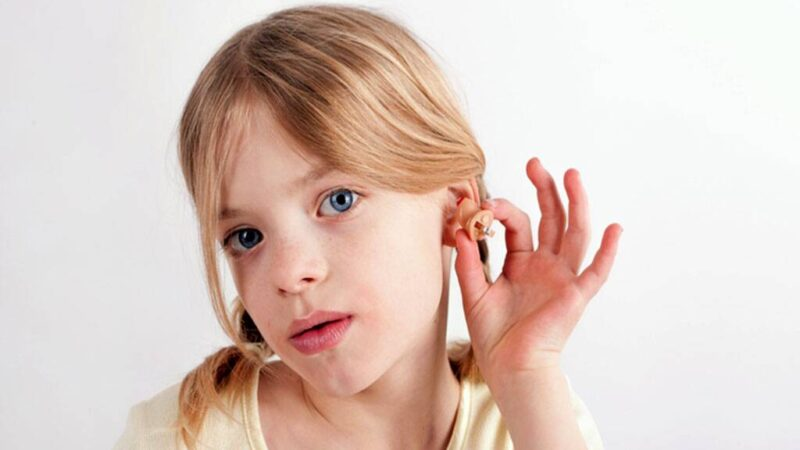 Deafness Is Not A Disability: Help Children With Loss Of Hearing