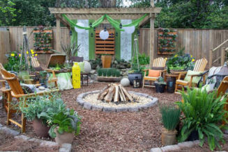 Here's How You Can Transform Your Garden Into Your Very Own Paradise
