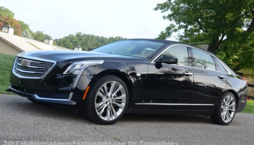 Cadillac CT6: The true American rival to German luxury sedans