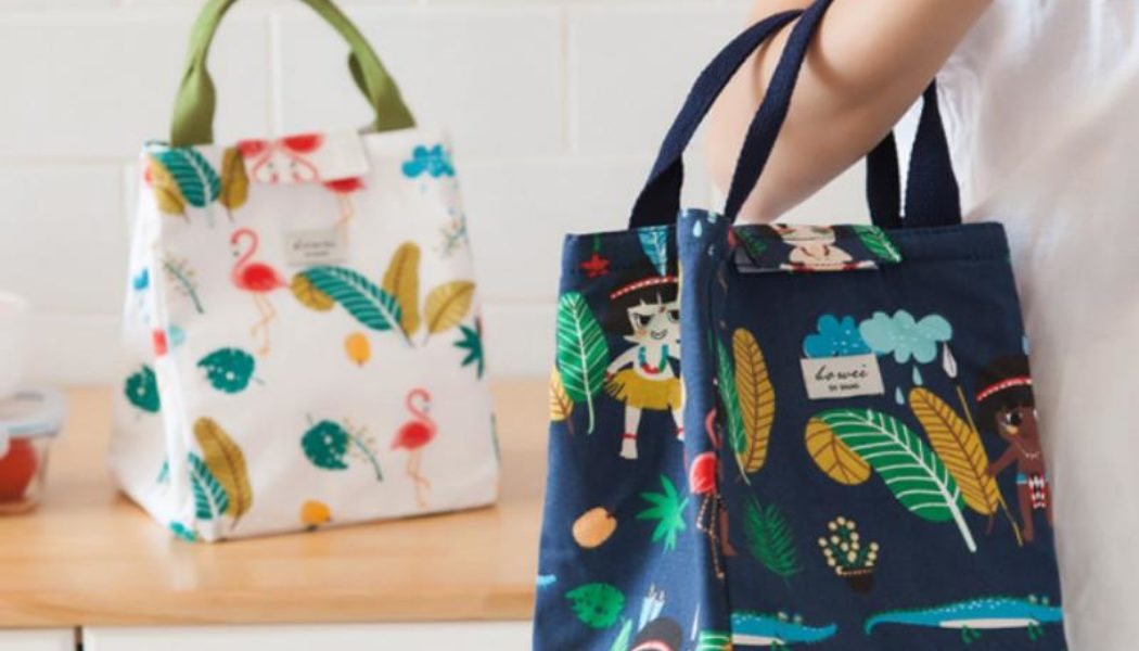 6 Benefits of Personalized Insulated Lunch Bags