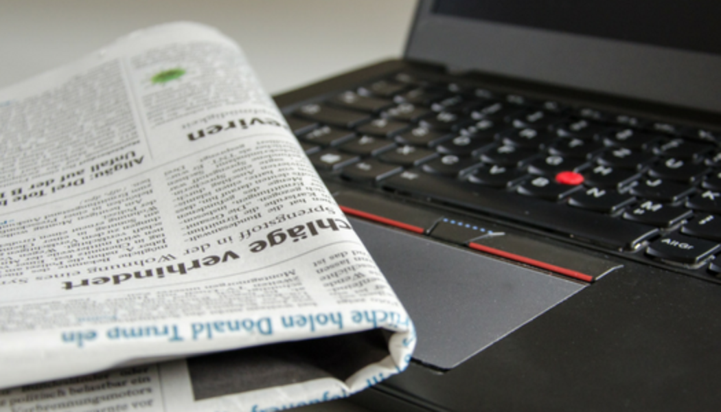 What Templates To Choose for a Corporate Newspaper