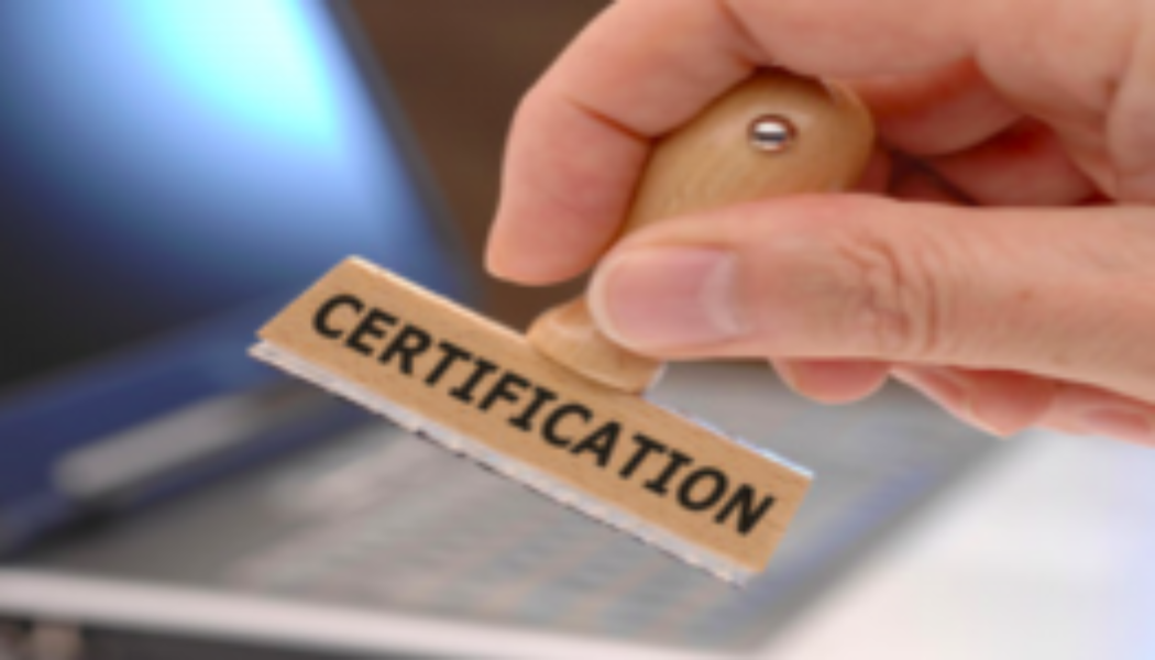 What is the Benefits of Professional Certifications?