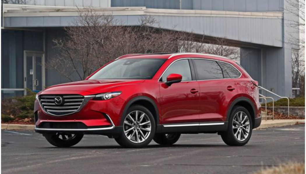 Styling and Performance in the 2019 Mazda CX-9