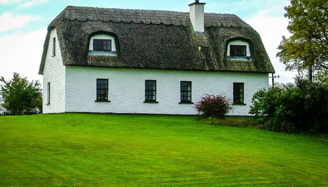 When your house classified as non-standard construction in Ireland?