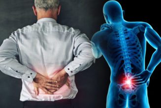 Lower back pain and ways you can cure it