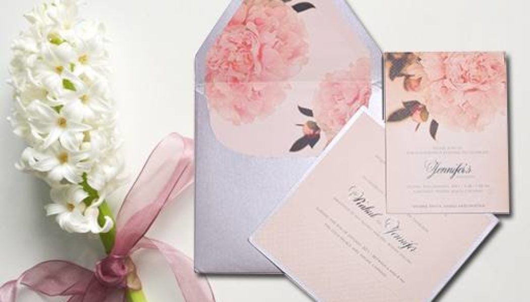 5 Ways to Get Your Wedding Invitations Right