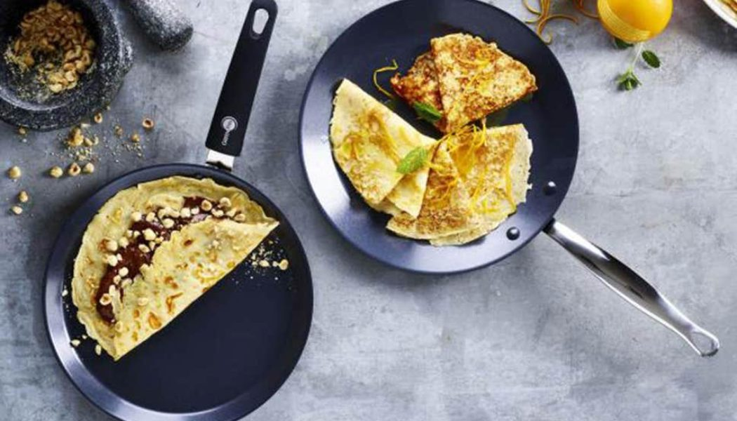 What are the Health Benefits Offered by Crepes?