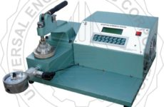 Bursting Strength Tester manufactured by Universal Engineering Corporation is widely used in packaging industries around the world