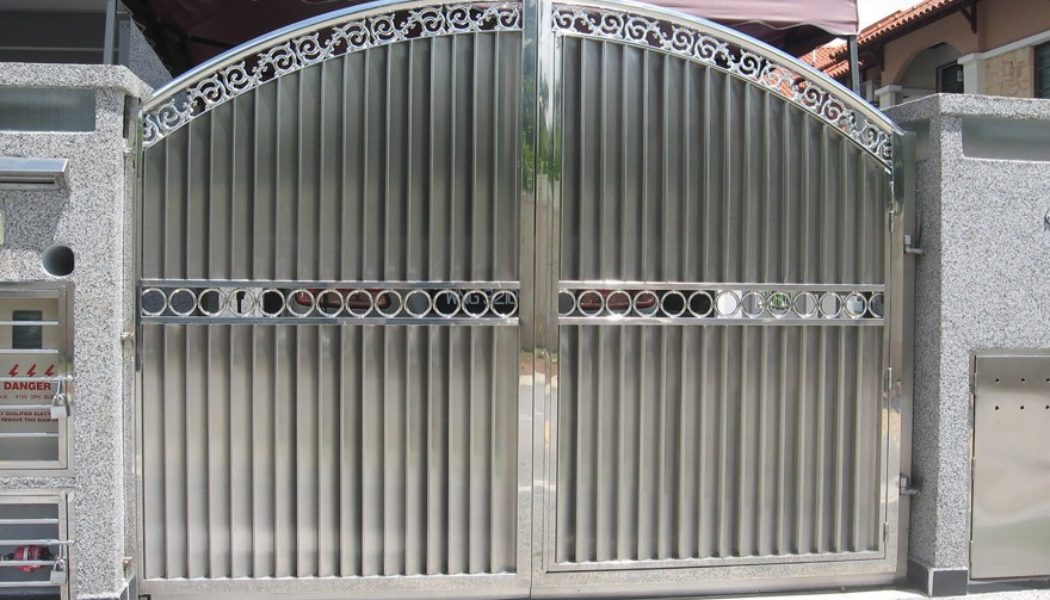 Here Is Where Your Search For The Best Metal Fence Gate Must End!
