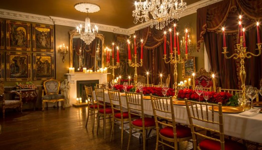 Things to Consider While Selecting the Private Dining Rooms